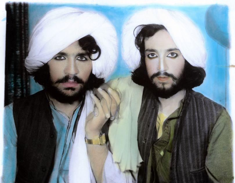 Thomas Dworzak – Taliban portrait. Kandahar, Afghanistan. 2002. © Collection T. Dworzak/Magnum Photos