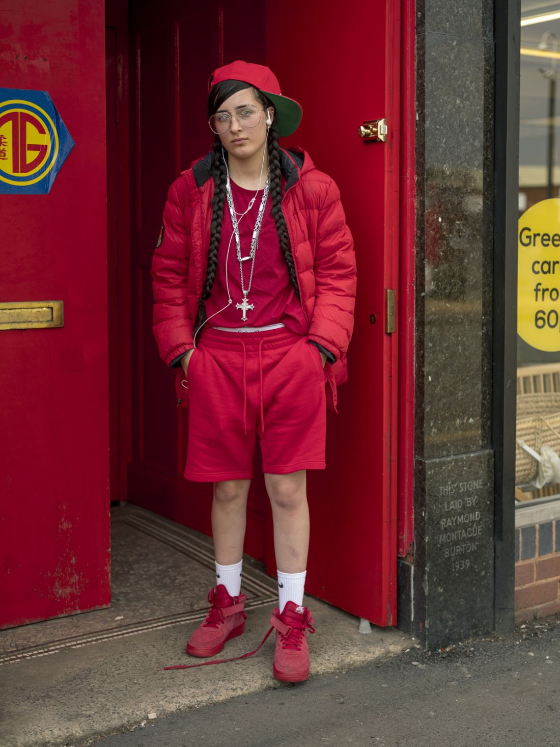 Looking for Sandwell: Niall McDiarmid's colourful portraits of people in the West Midlands
