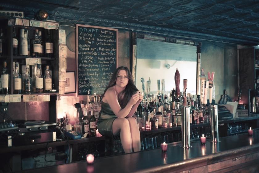 Hanna Cheek, actress & bartender, nanny and building super