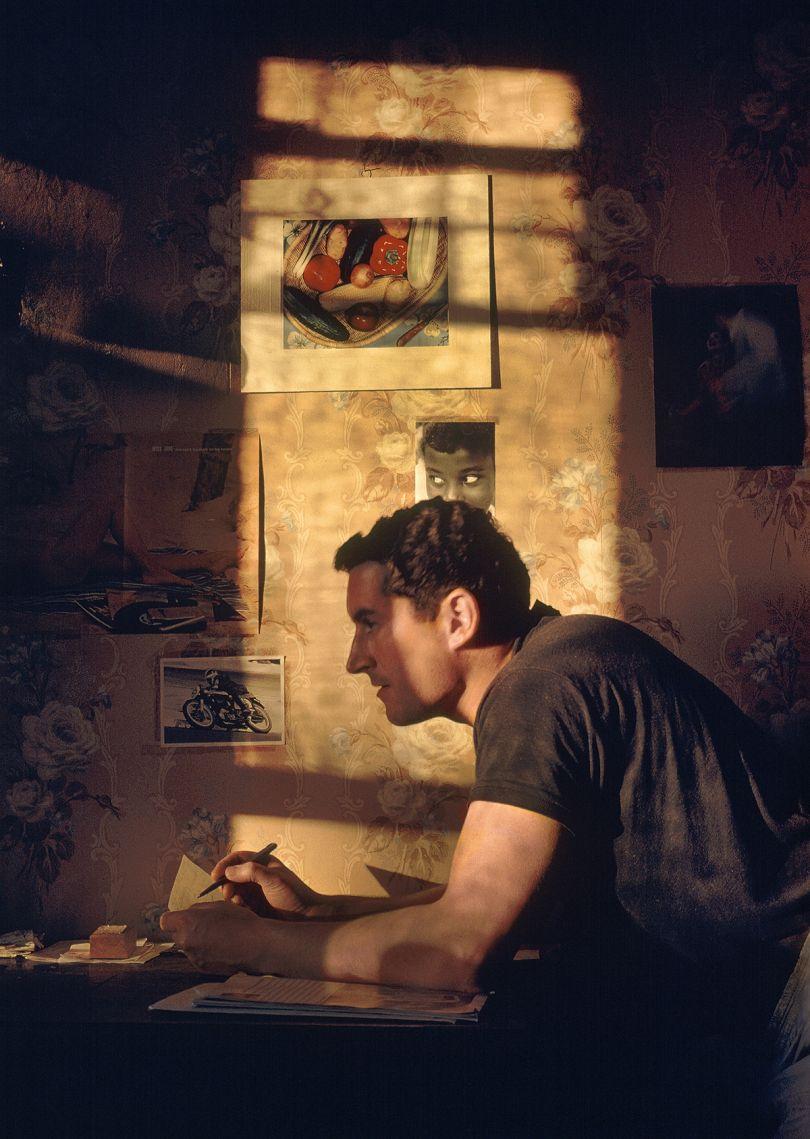 Self portrait, 1959 – © Fred Herzog