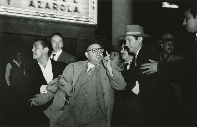 Untitled C. 1952 (Arrest) © Enrique Metinides. Courtesy of Michael Hoppen Gallery