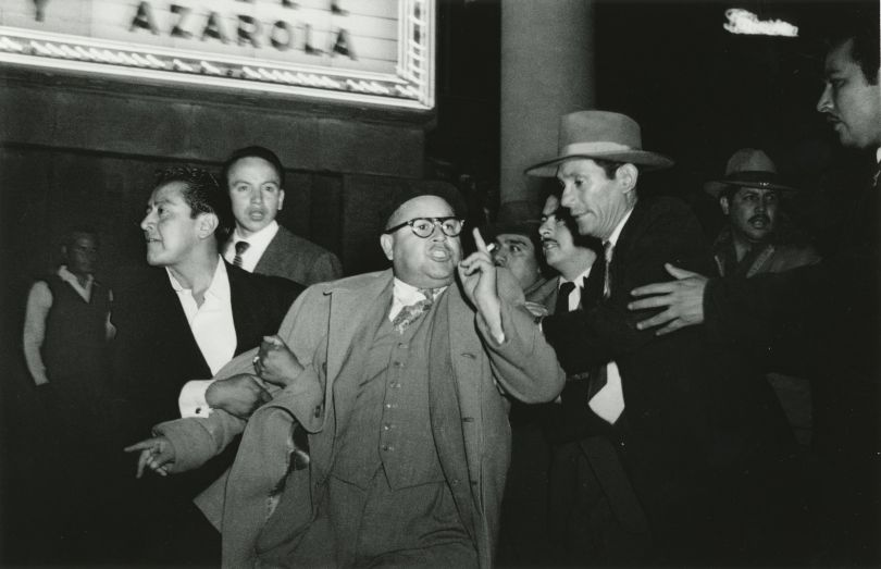 Untitled C. 1952 (Arrest) © Enrique Metinides. Courtesy of Michael Hoppen Gallery