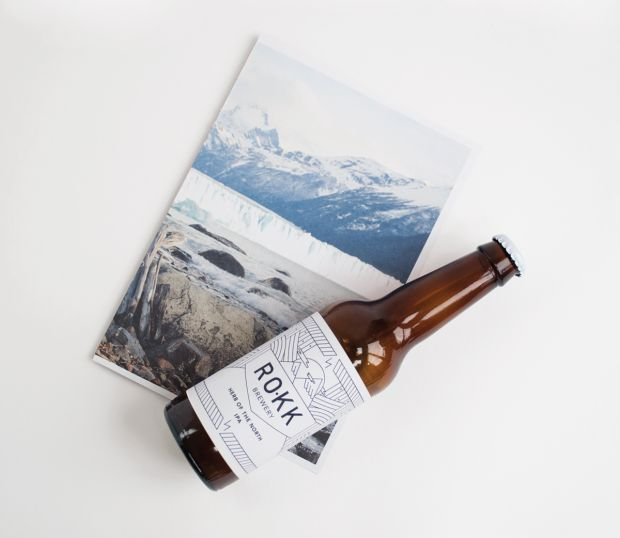 Anna Delis: 'Rokk' beer. All images courtesy of Shillington and its students.