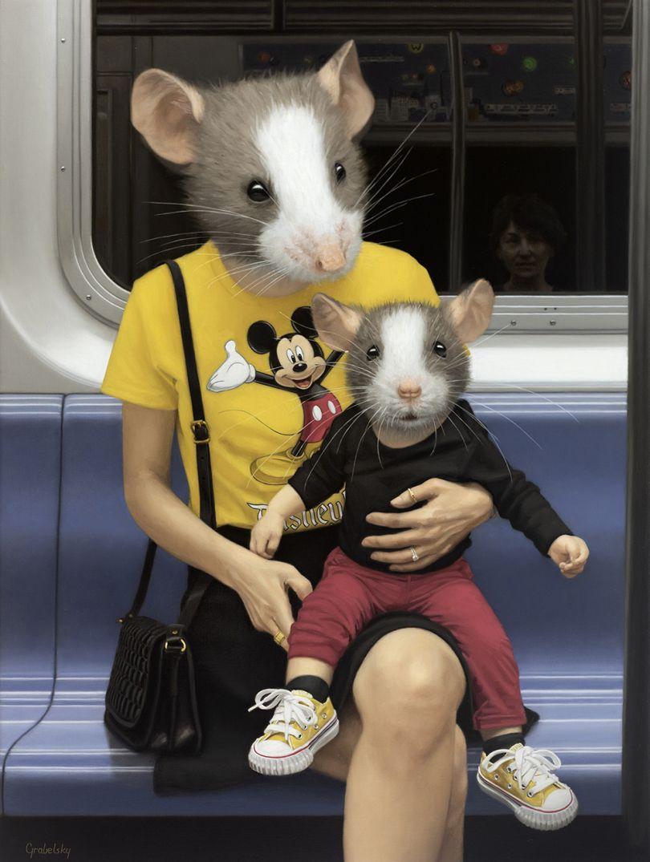 Next Stop Disney Land © Matthew Grabelsky
