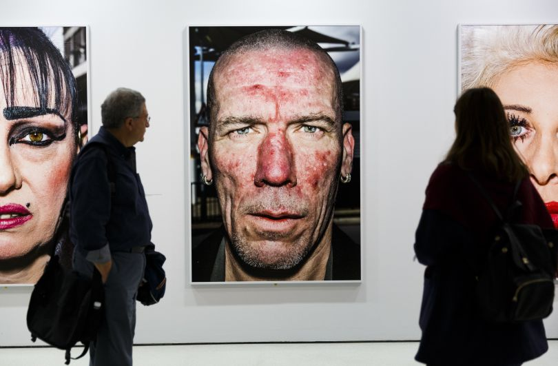 Installation view - © Tristan Fewings/ Getty Images