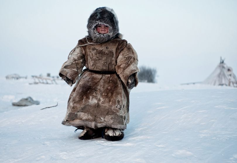 On the Tundra... by Simon Morris, United Kingdom, Shortlist, Smile, Open, 2015 Sony World Photography Awards