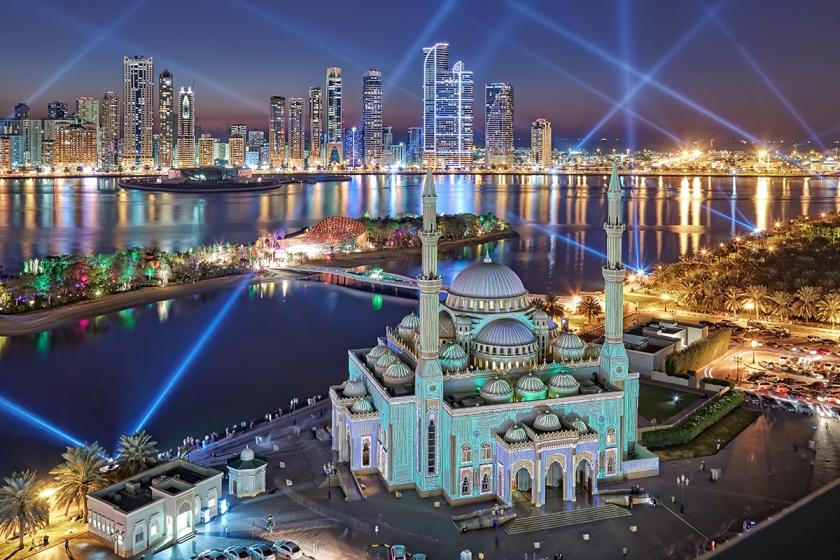 'Al Noor mosque' by Alan Millin/Photocrowd.com - United Arab Emirates