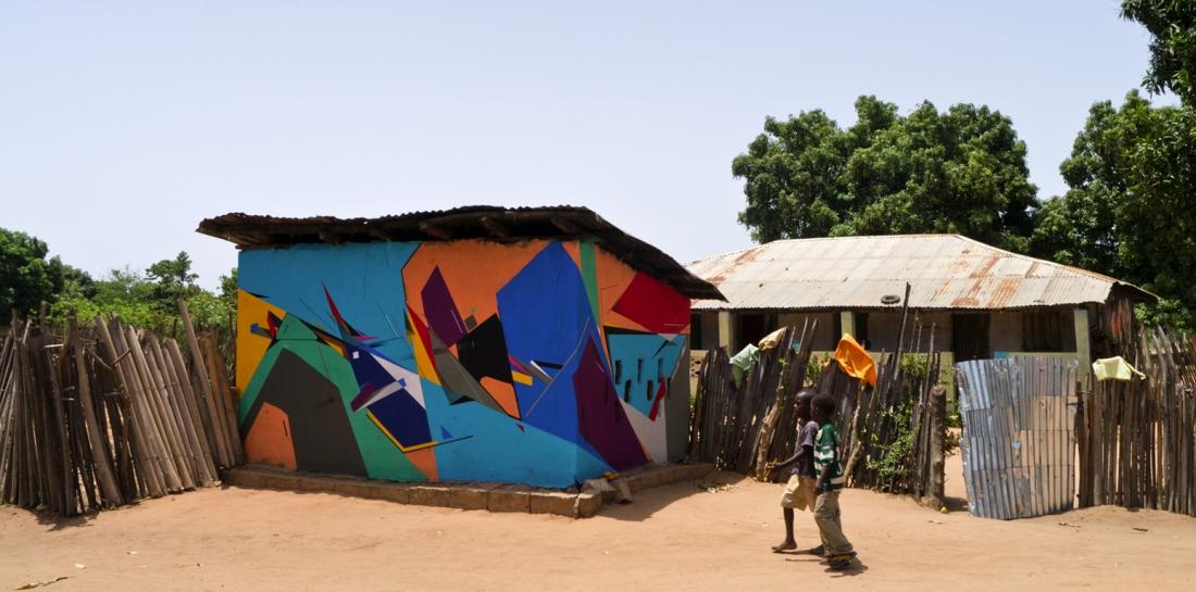 Wide Open Walls - 2014 Gambia