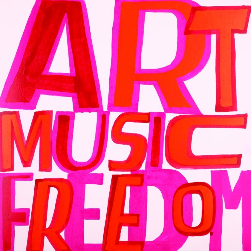 Bob & Roberta Smith - Art School by The Jam