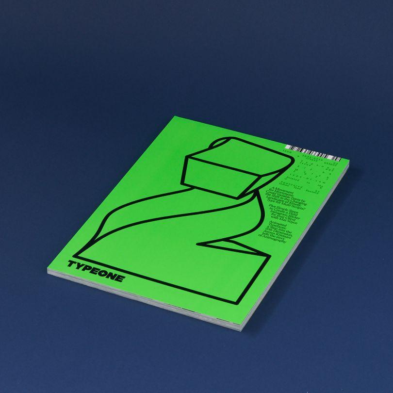 TYPEONE #2, Type01, Studio Ground Floor, Gydient. 2021