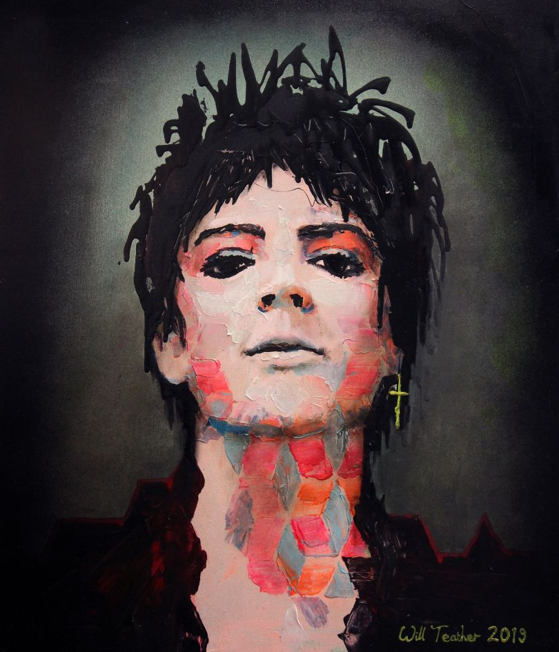 Richey Edwards by Will Teather