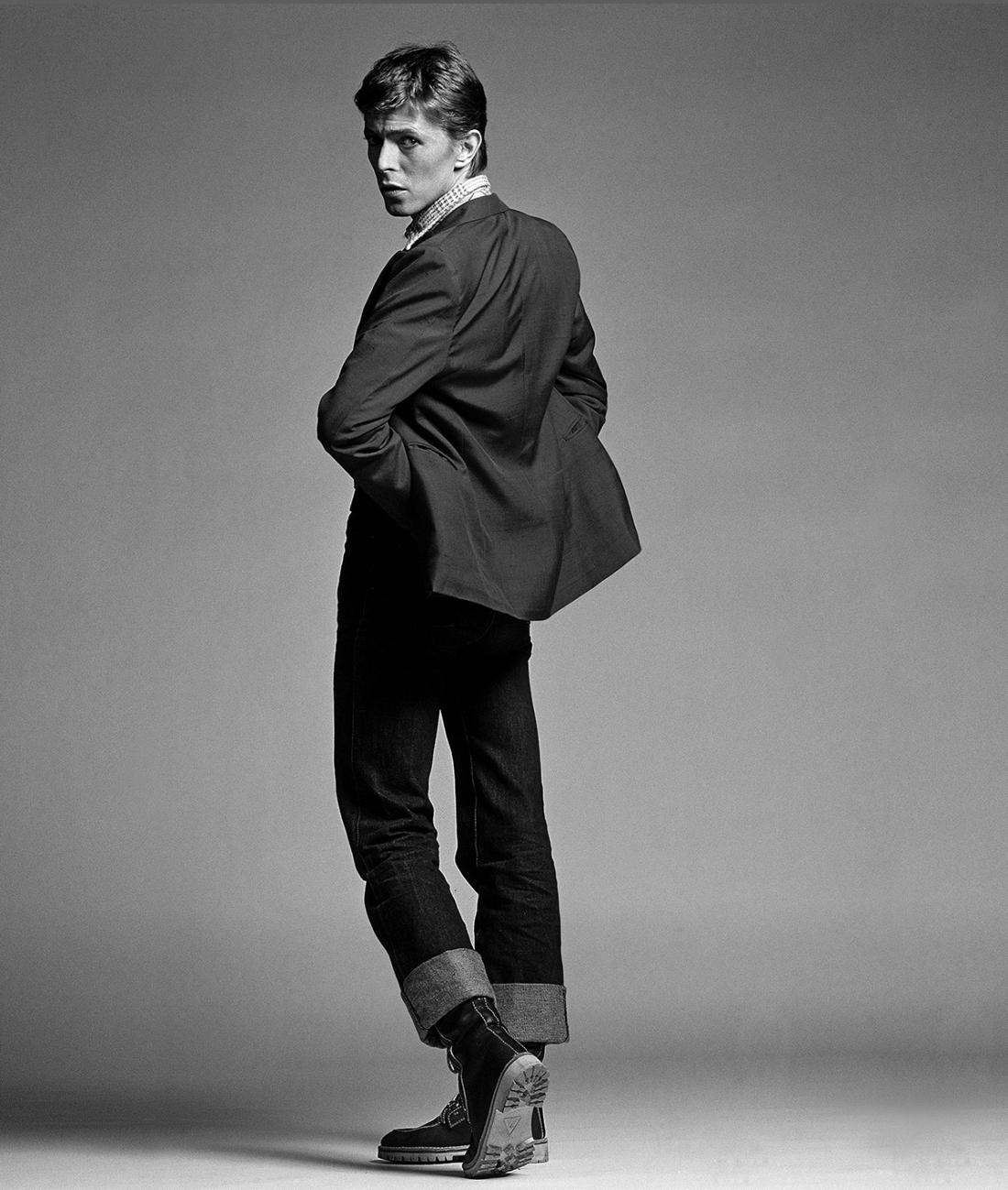 Bowie – © Clive Arrowsmith