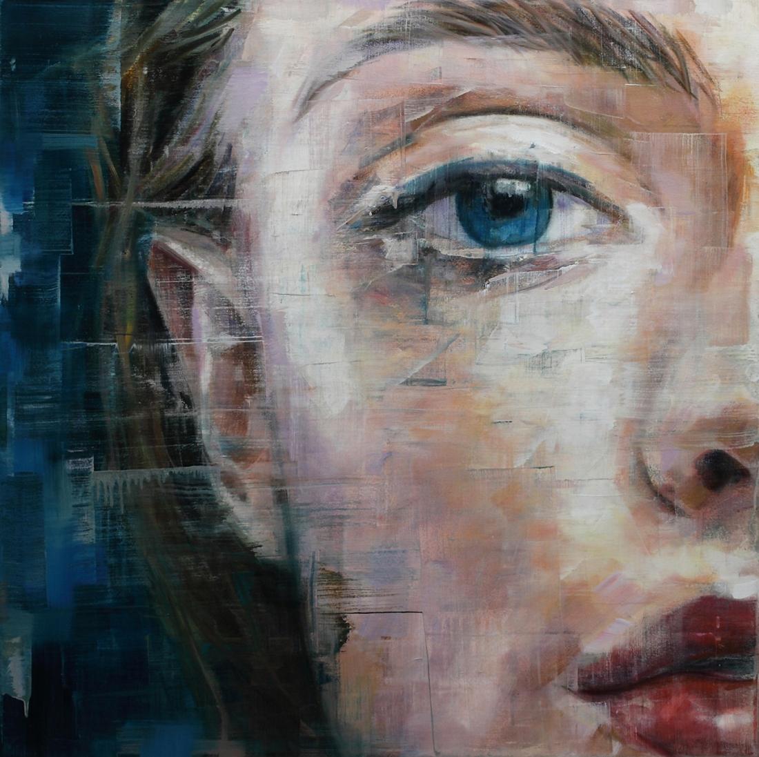 Portrait on canvas from photo Child Photo Services Family Portrait Studio Portrait
