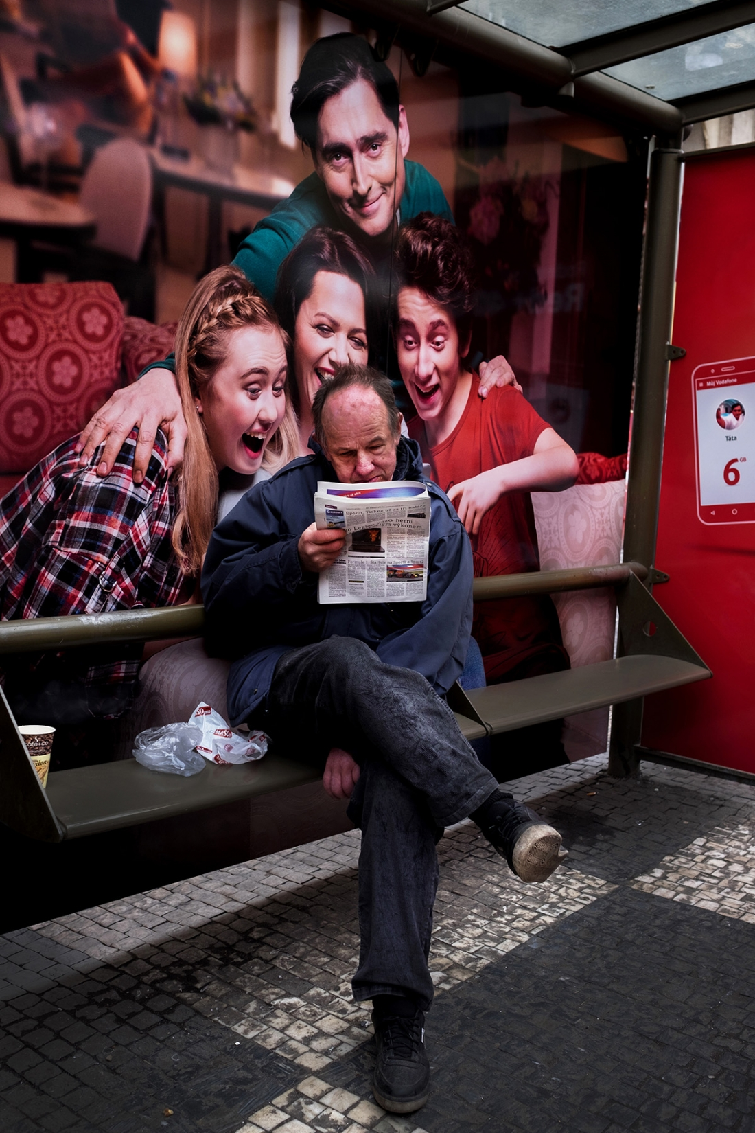 Copyright: © Martin Schubert, Czech Republic, Entry, Open, Street Photography (Open competition), 2018 Sony World Photography Awards