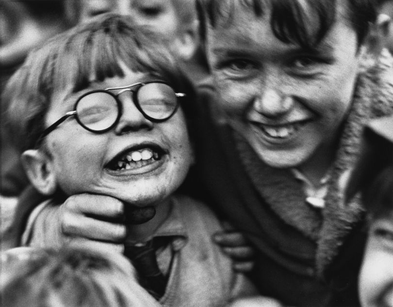 Shirley Baker Salford 1965 © Estate of Shirley Baker, Courtesy of The Photographers' Gallery