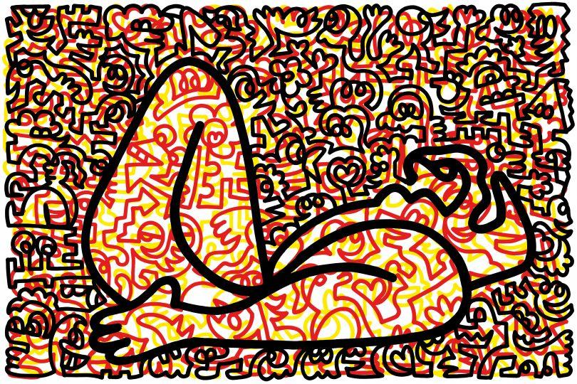 Mr Doodle, Nu Doodle, 2019