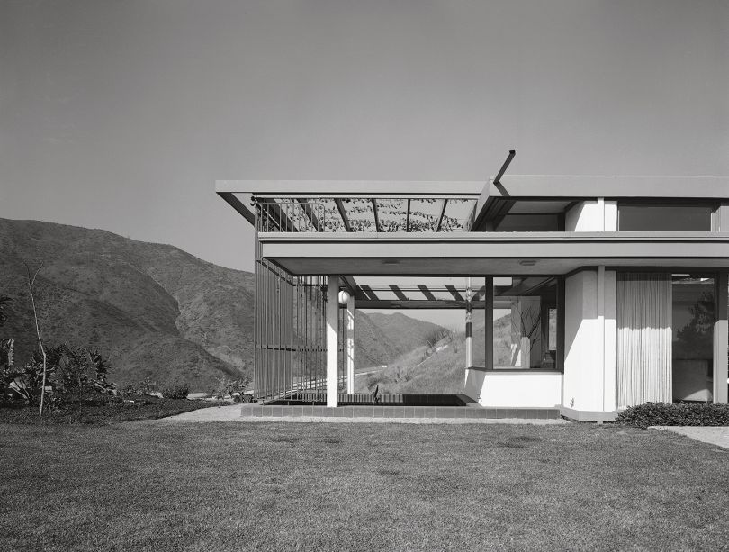 Frank Gehry, Steeves Residence, Los Angeles, 1963. Picture credit: courtesy of the Estate of Marvin Rand