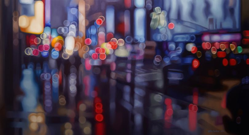 7th at 12.30, 47in x 86in, oil on canvas. Credit: [galerieleroyer.com](http://www.galerieleroyer.com)