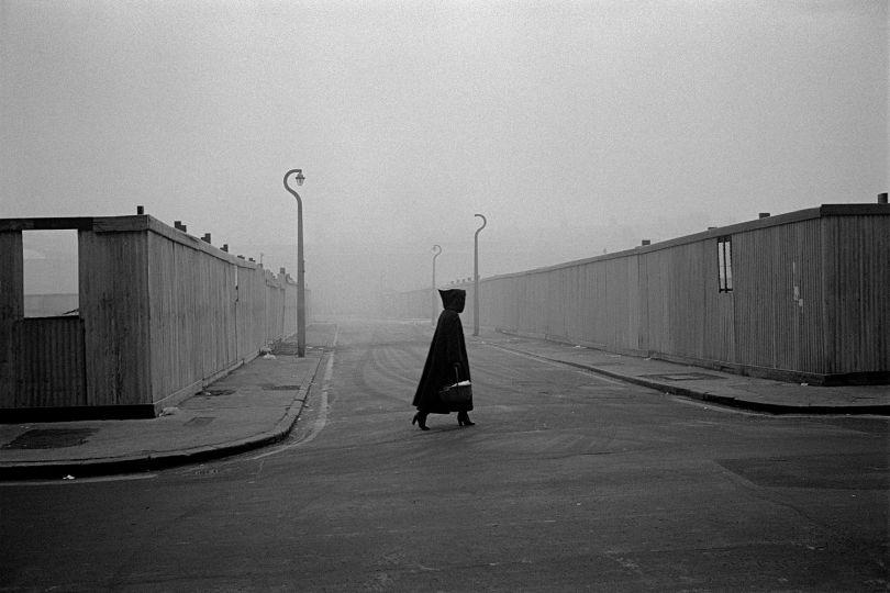 Wentworth Street, London E1, 1978 © Paul Trevor