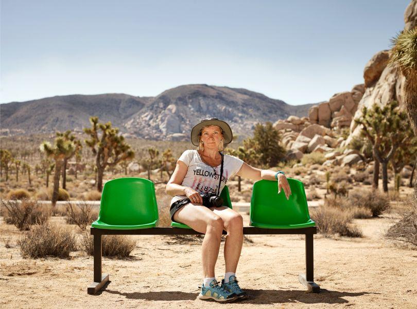 Sabrina Kohlheyer, HIdden Valley Joshua Tree National Park, CA