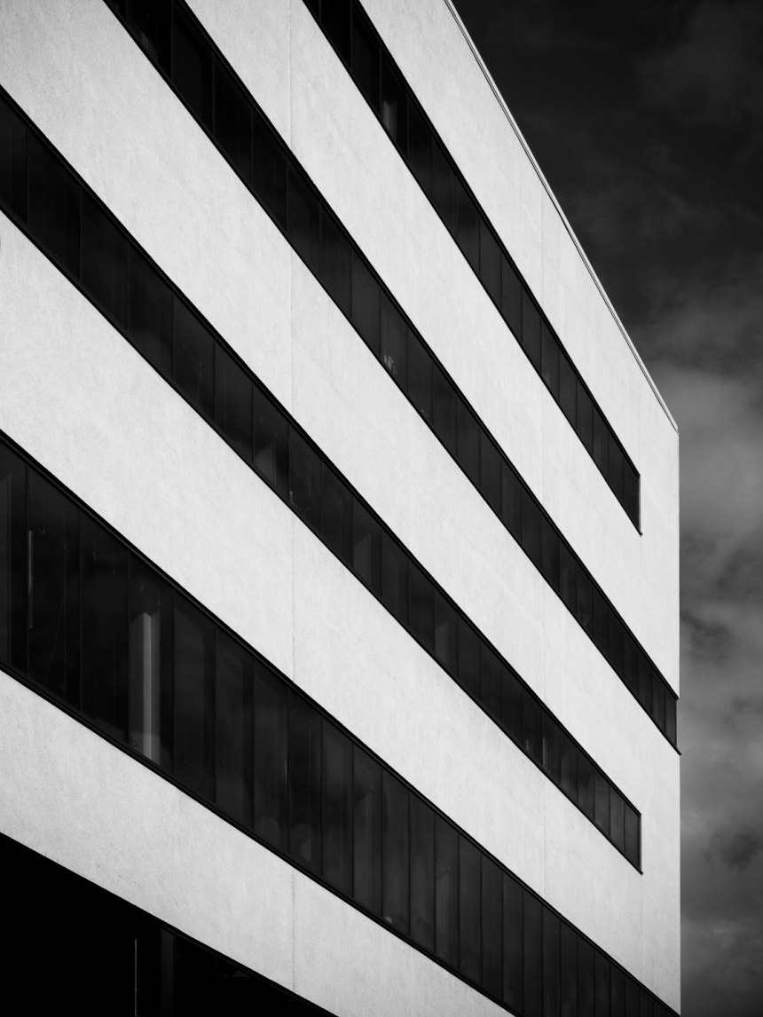 Architectural Photography Series Celebrates Clean Lines And
