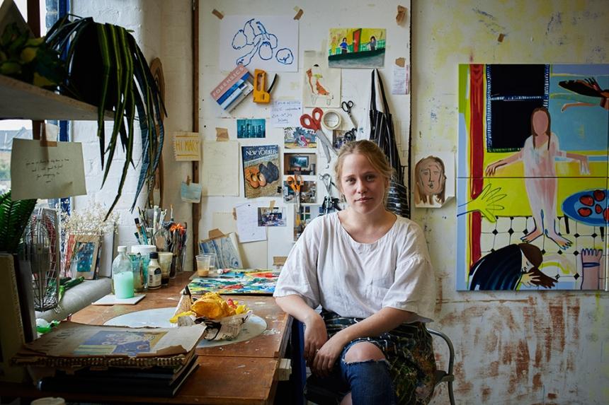 Mary Stephenson, artist