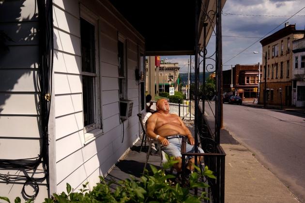Photograph by Niko J. Kallianiotis, America in a Trance