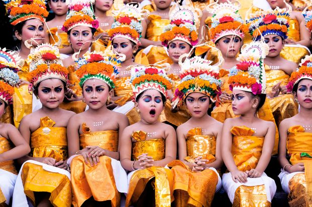 Too Much Practice - Khairel Anuar Che Ani: Bali during Melasti Festival. (Open Split-Second)
