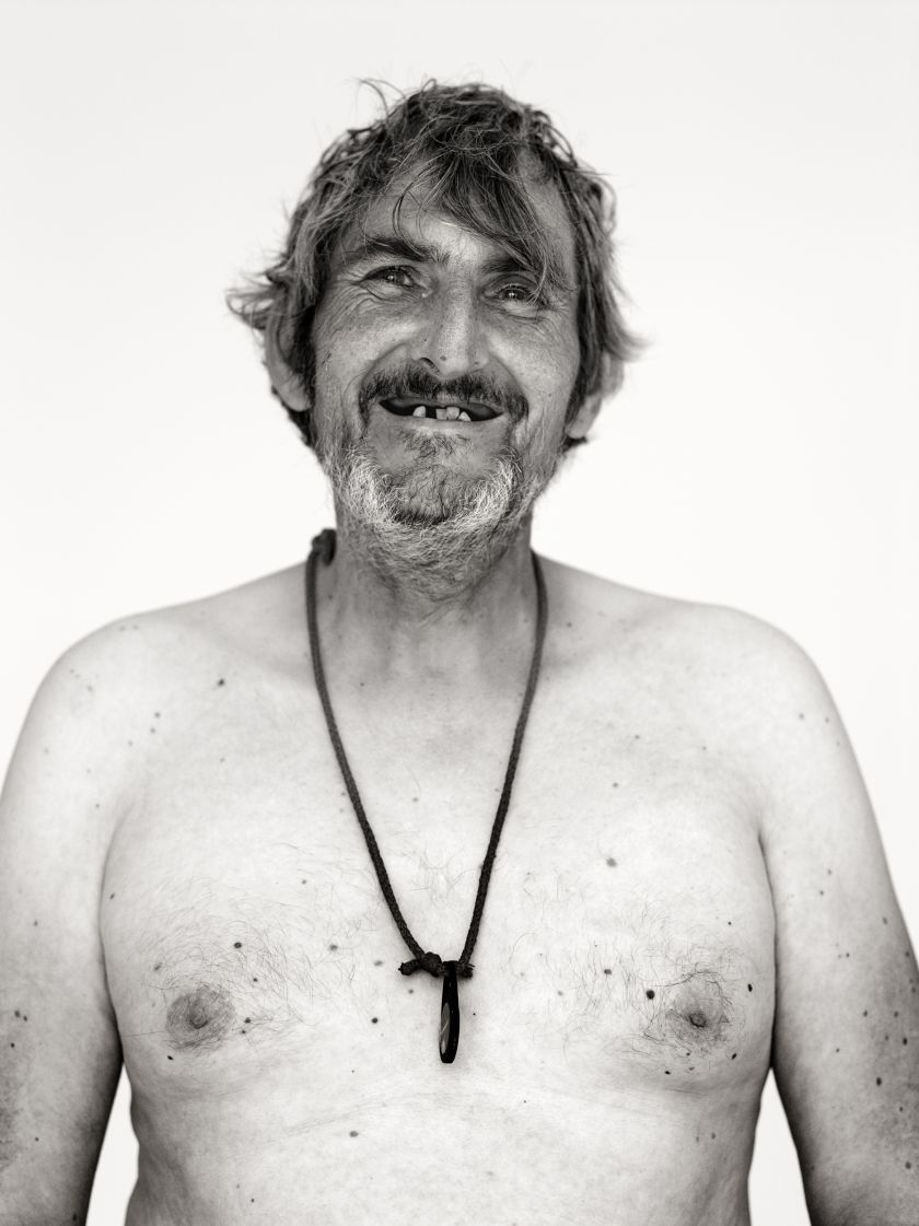 Anthony Williams London, 2018 (from the series Homeless) © Bryan Adams, images courtesy Atlas Gallery