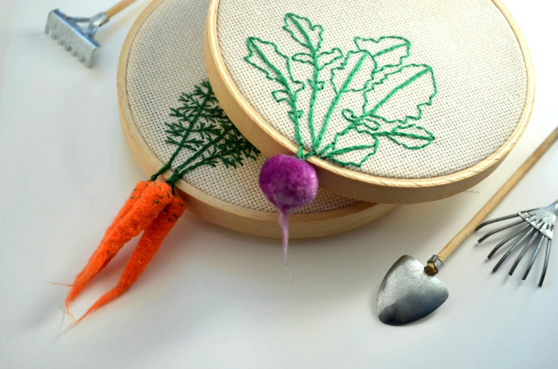 Embroidered Dog Toy In The Hoop Pattern