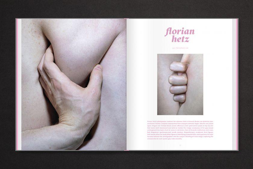 New Queer Photography spread Florian Hetz