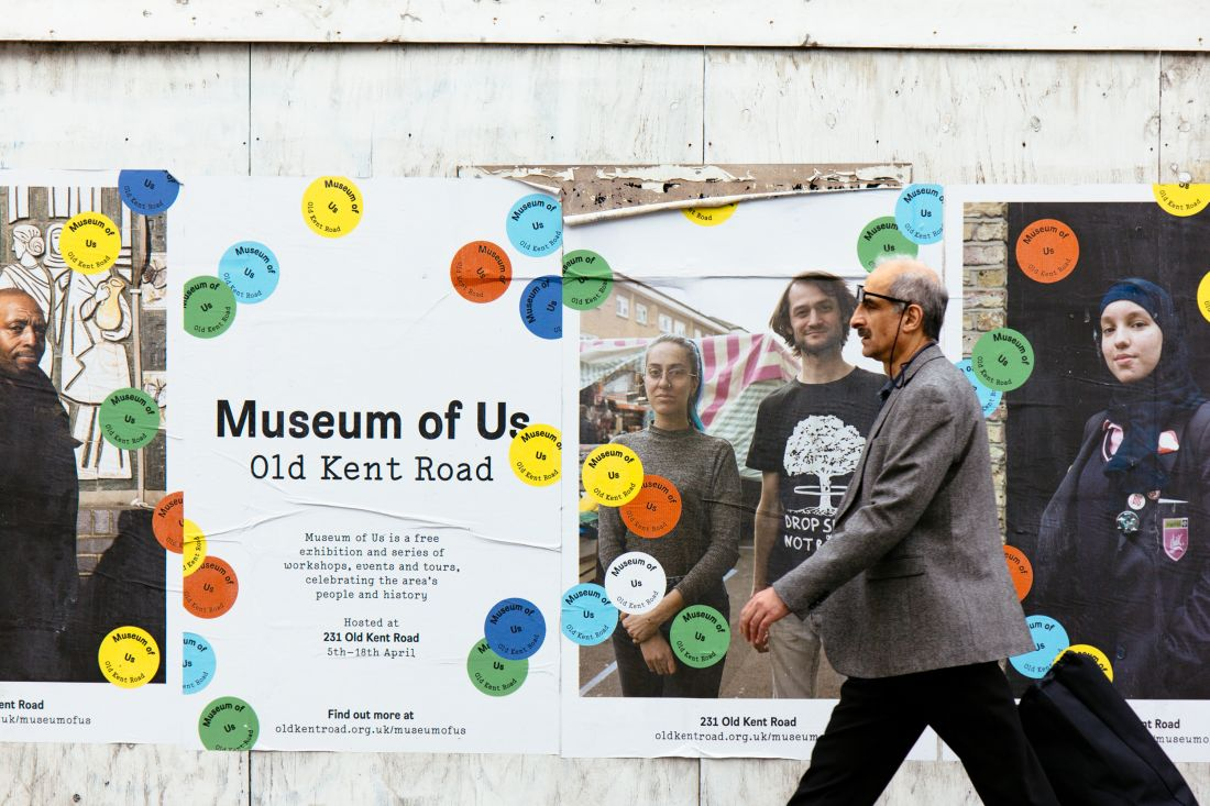 Fieldwork Facility helps to create the Museum of Us to bring a