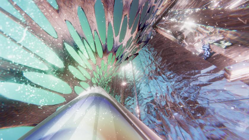 CTM Cyberia designs by Lucas Gutierrez, screenshot
