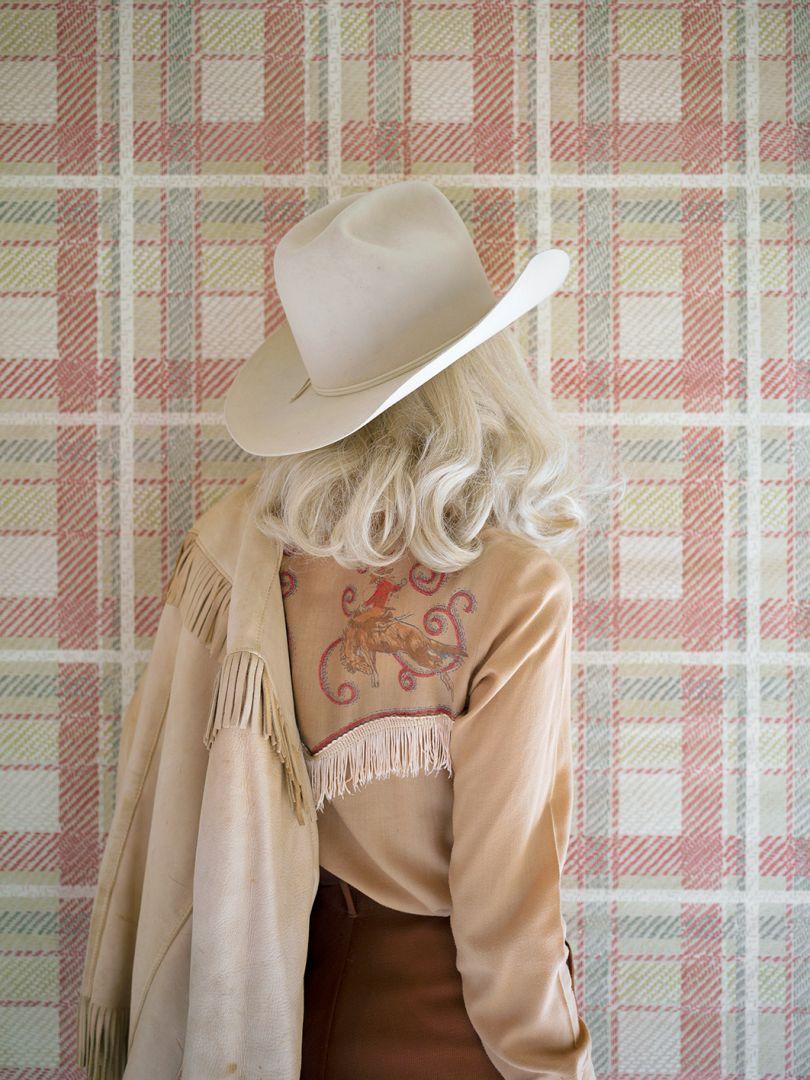 The Cowboy © Anja Niemi, The Little Black Gallery