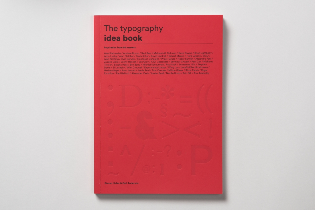 Stevenphan s ideas an ideabook by stevenphan -  The Joys Of Graphic Design And Typographers Have Many Entertaining Esoteric And Eccentric Options At Their Disposal The Typography Idea Book Presents