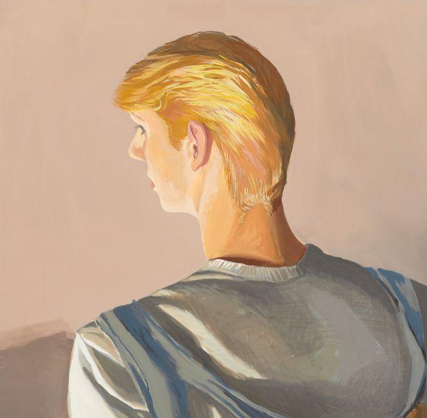 Lewis, Untitled (Blonde Portrait), c. 1980. All images courtesy of Kapp Kapp