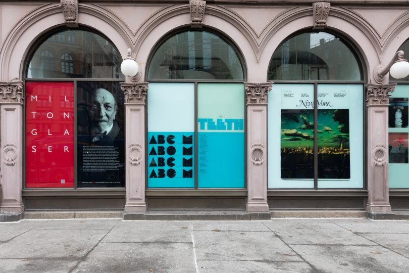Installation shots Courtesy of The Cooper Union/Photos by Marget Long