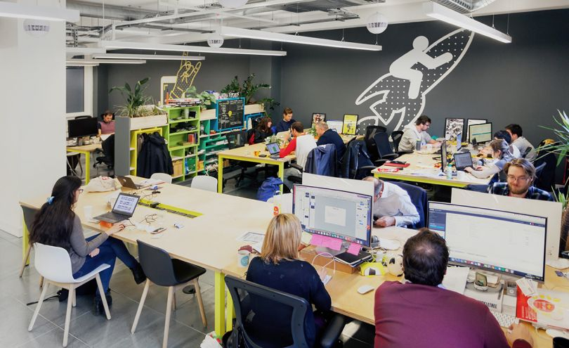 Image courtesy of Huckletree