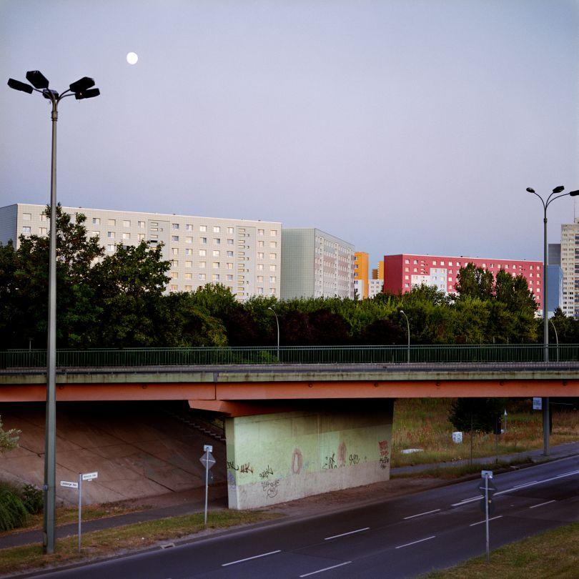 Brücke, Lichtenberg 2014 © Christine Fenzl