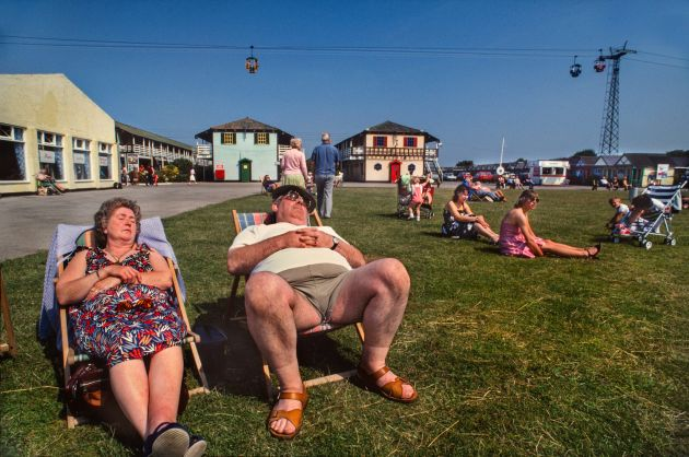 All photographs from Butlin's Holiday Camp 1982 by Barry Lewis, courtesy of the artist and Hoxton Mini Press