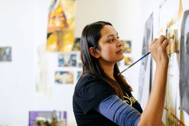 Sunaina Khandelwal, MA Fine Art: Painting