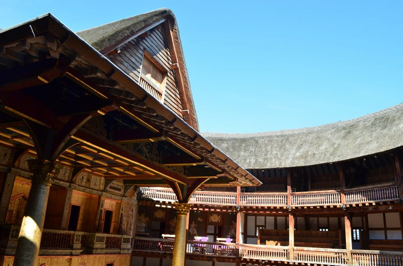 Shakespeare's Globe, London | Image courtesy of [Adobe Stock](https://stock.adobe.com/uk/?as_channel=email&as_campclass=brand&as_campaign=creativeboom-UK&as_source=adobe&as_camptype=acquisition&as_content=stock-FMF-banner)