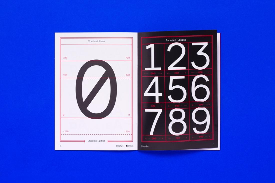 Modern Era, a new sans-serif type family courtesy of independent