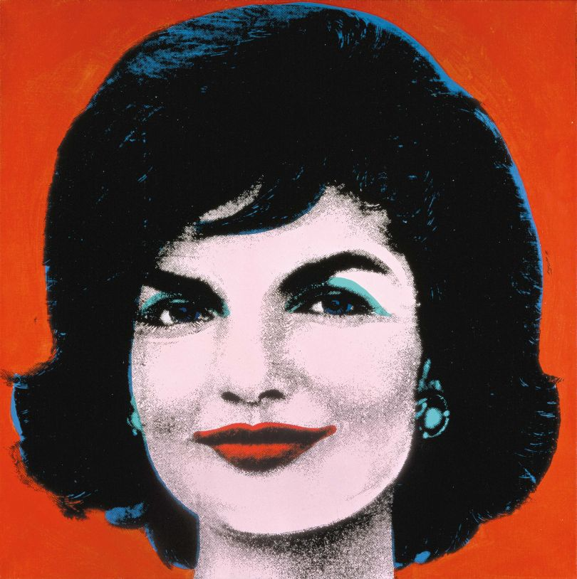 Andy Warhol, Red Jackie 1964. © 2019 The Andy Warhol Foundation for the Visual Arts, Inc. / Licensed by Artists Rights Society (ARS), New York. Photo: Froehlich Collection, Stuttgart Courtesy Froehlich Collection, Stuttgart