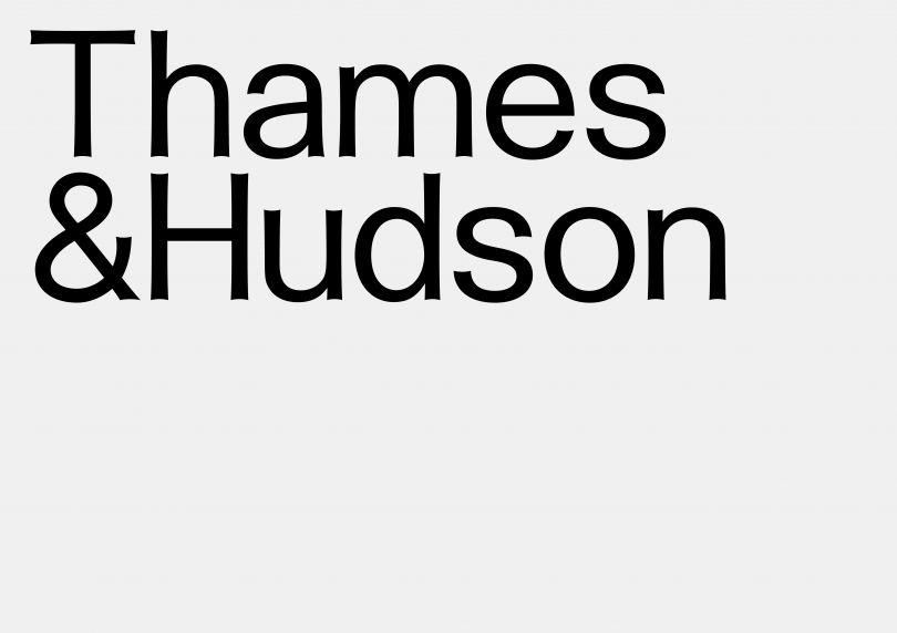 © Thames & Hudson New wordmark, designed by Pentagram