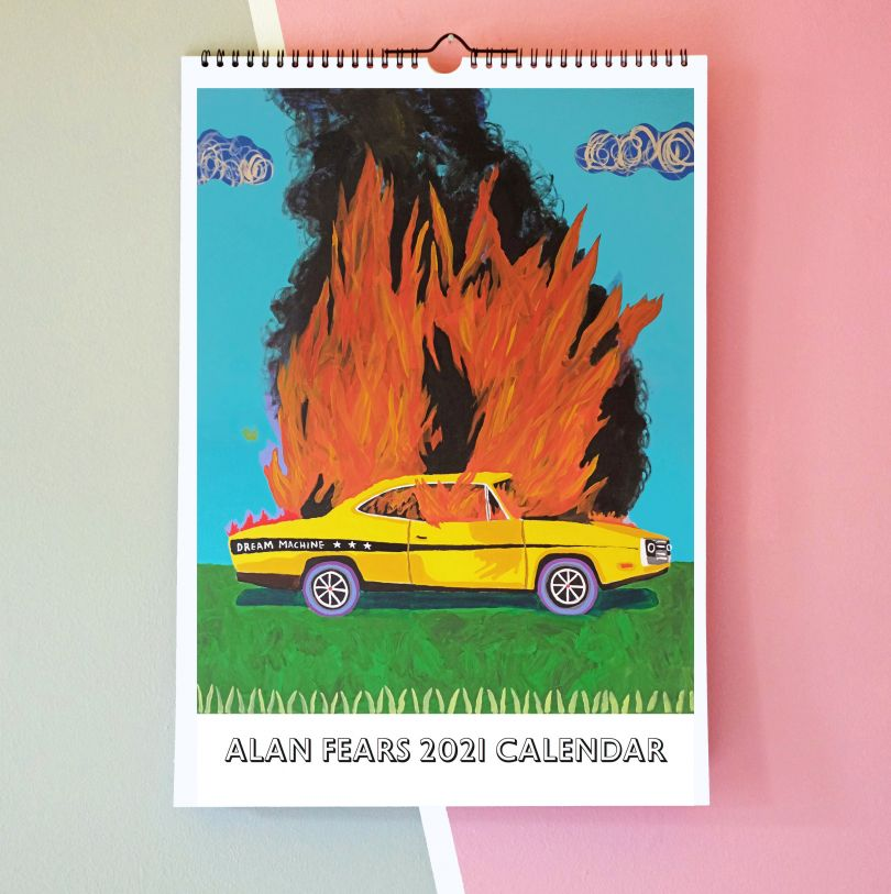 Alan Fears 2021 Calendar