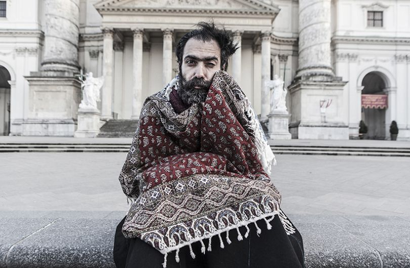 Open: Saleh Rozat, Winner, People Iran, Islamic Republic of, 2015