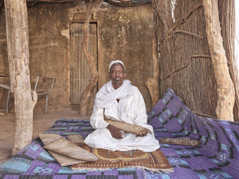 Thierno Ali Diallo - Marabout © Giovanni Hänninen