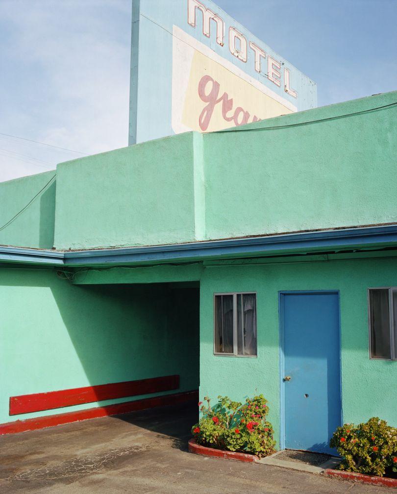 Motel Grand #2, 2014 © George Byrne