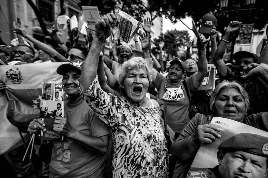 Alejandro Cegarra for Living with Hugo Chavez's Legacy | Recipient of the Getty Images Grant for Editorial Photography 2017
